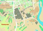 Требуется земельный около 1 Га участок под торговый центр на выезде из Кемерово на Новокузнецк.