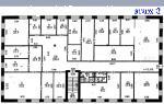 Офисно-произв. здание 1800 м2,  3 этажа, Кемерово.