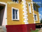Новый жилой дом 400 м.кв. рядом с Кемерово.
