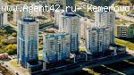 """1 комн. квартира ЖК """"Кемерово-сити"""". Продажа. Кемерово."""