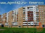 1 комн. квартира 34,4 м2  в Ленинском районе - 2 Променад. Продажа. Кемерово.