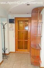 3х комн. квартира  69.4 кв. м в Рудничном р-не. Продажа. Кемерово.