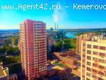 ЖК Каравелла, 62 кв.м. Элитный жилой комплекс в Центре Кемерово.Продажа.