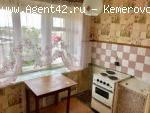 Продается 1 комн. квартира - 34 кв.м. в Заводском районе. Продажа. Кемерово.