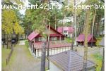 Коттедж - дача в лесу на берегу реки Томь. Кемерово. продажа.