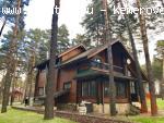 Элитный загородный дом в лесу. Кемерово. Елыкаево.