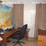 3 комн. квартира на Спортивной. кемерово.
