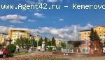 2 комн. 57 м.кв. евро ремонт + мебель. Ноградская, 22. Фонтан. Центр Кемерово