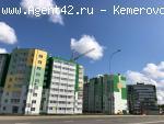 1-к квартира в Кемерово, ЖК Березовая Роща