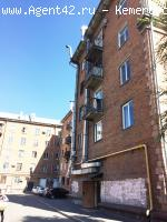 2-к квартира в Кемерово, Весенняя 13