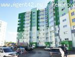 1-к квартира в Кемерово пр. Молодежный 27