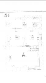 Дом 123,4 кв на участке 10 соток, д.Красная