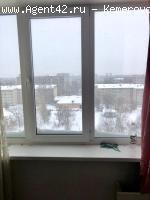 КГТ 16 м.кв + лоджия на Ворошилова 17а. Кемерово. Продажа.