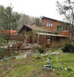Продается дом у ручья п. Журавли, 165 кв.м.