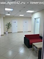 Офисное помещение 397 кв.м.  с Арендатором на Терешковой
