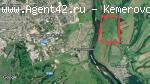 Земельный участок 80 га. Журавли - Елыкаево - Кемерово