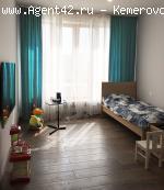 Продается 3-х комнатная элитная квартира 105,2 кв.м.в ЖК Каравелла