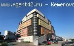 3-к квартира свободной планировки в ЖК Парус