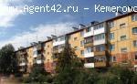 2-к квартира 48 кв.м. в центре Кемерово. Продажа. Кемерово.