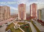 "3х комн. квартира 108 кв.м. в ЖК ""Каравелла"". Продажа. Кемерово"