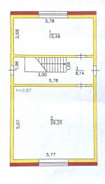 Коттедж 150 кв.м. в с.Силино ул. 1 Нагорная