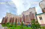 2-к квартира 54 кв.м. в ЖК Притомский. Продажа. Кемерово.