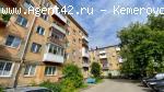 2-к квартира 44,5 кв. в центре Кемерово