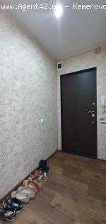 1 комн квартира в центре города на 3 этаже
