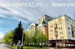 Лучшая элитная квартира 150 м.кв. Кемерово. ЖК Томский причал.