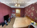 3-к ПМ квартира 81 кв.м. в центре г. Кемерово. Продажа.
