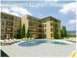"""Квартира-студия 31 м2 в клубном поселке """"Sunny Day 6"""" - 3 км от моря, Несебр, Болгария, продажа."""